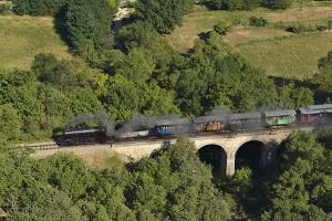 Train Bambouseraie